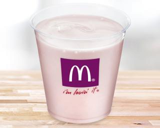 Zemeņu piena kokteilis