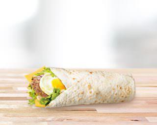 Brokastu McWrap™ ar <br>cūkgaļu un olu