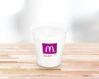 Vaniļas piena kokteilis