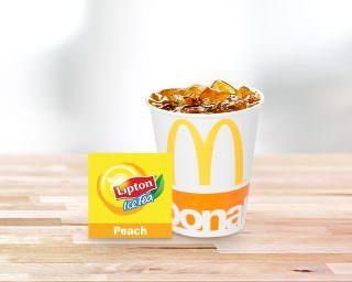 Lipton® persiku <br>ledus tēja